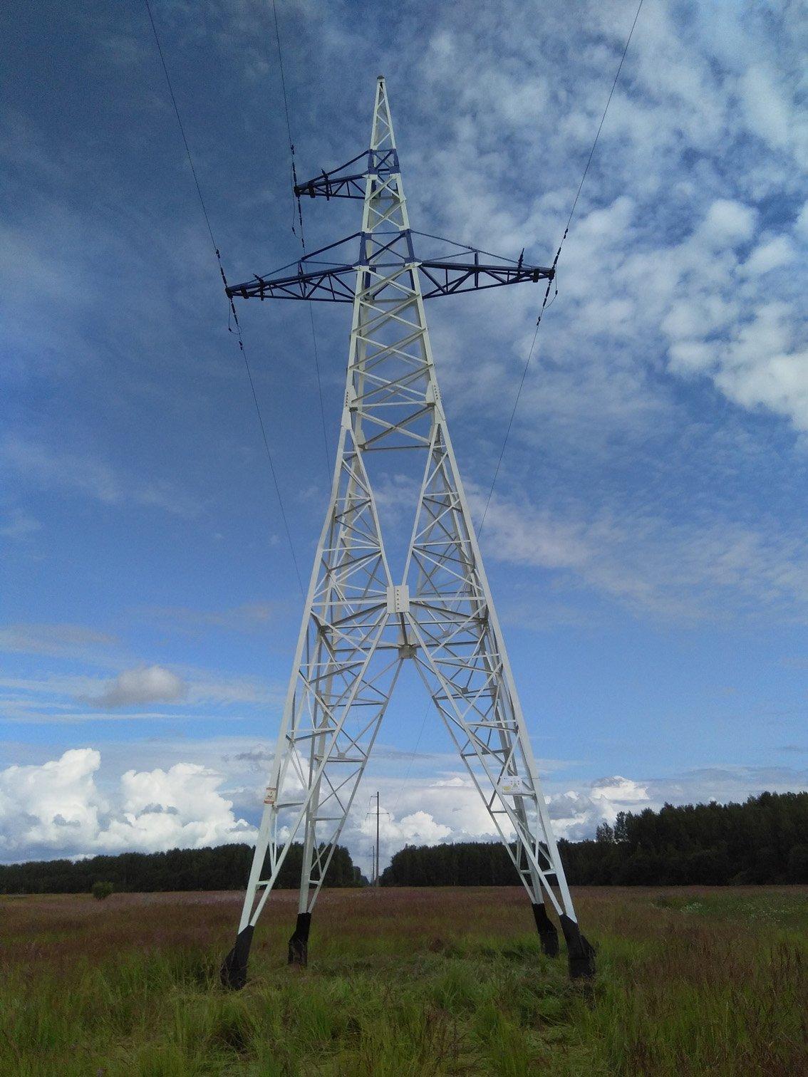 Смоленскэнерго повысило надежность электроснабжения жителей поселка Тёмкино