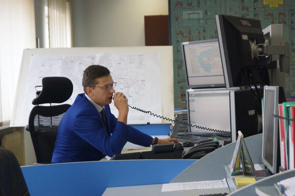 В Смоленскэнерго прошли учения по ликвидации нештатных ситуаций в рамках подготовки к зиме