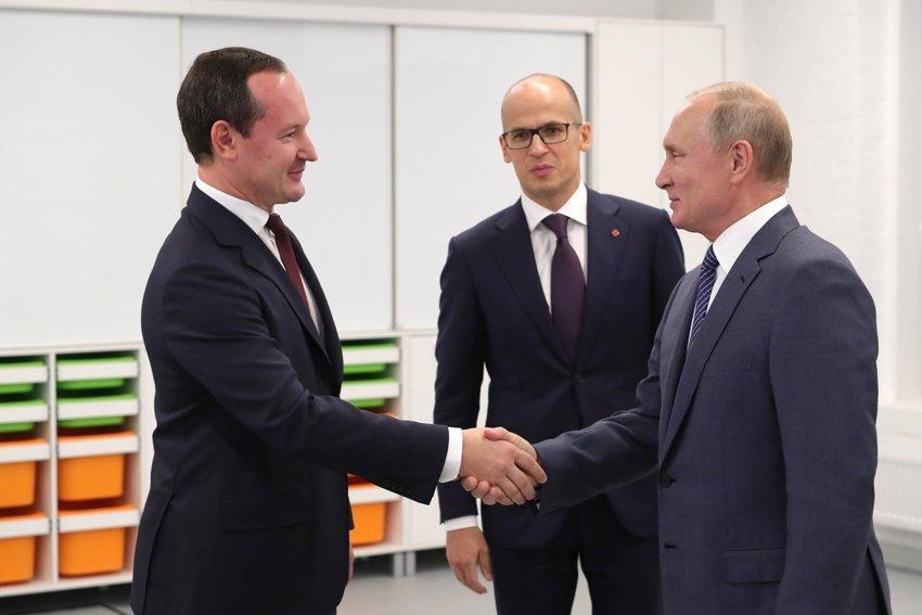 Президент России Владимир Путин одобрил целевую модель развития компании «Россети» до 2030 года