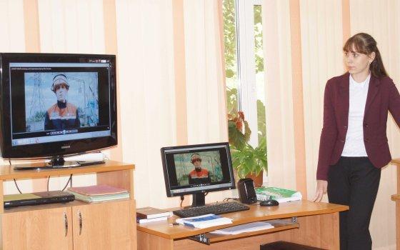 Смоленскэнерго в рамках фестиваля «Вместе ярче» провело тематические встречи в библиотеке г. Смоленска