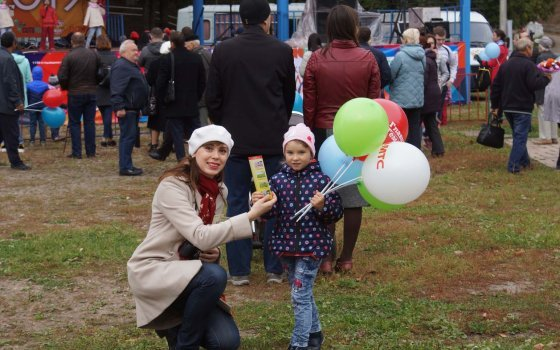 Смоленскэнерго в рамках фестиваля «Вместе ярче 2019» приняло участие в городском празднике в Смоленске