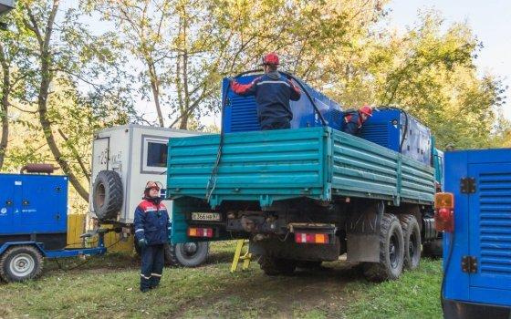 Смоленскэнерго в рамках подготовки к зиме приняло участие в масштабных учениях в регионе