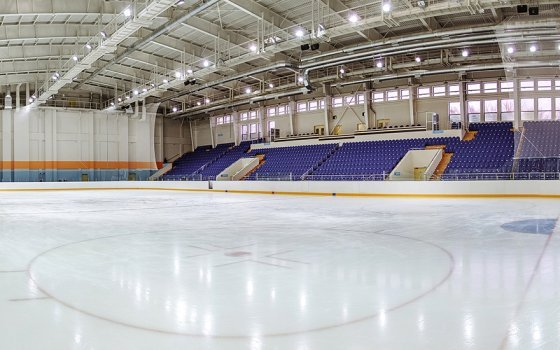 Филиал «Россети Центр Смоленскэнерго» обеспечил электроэнергией ледовую арену в Смоленской области