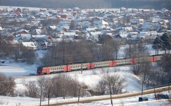 Расписание пригородных поездов в Смоленской области изменится на ноябрьские праздники