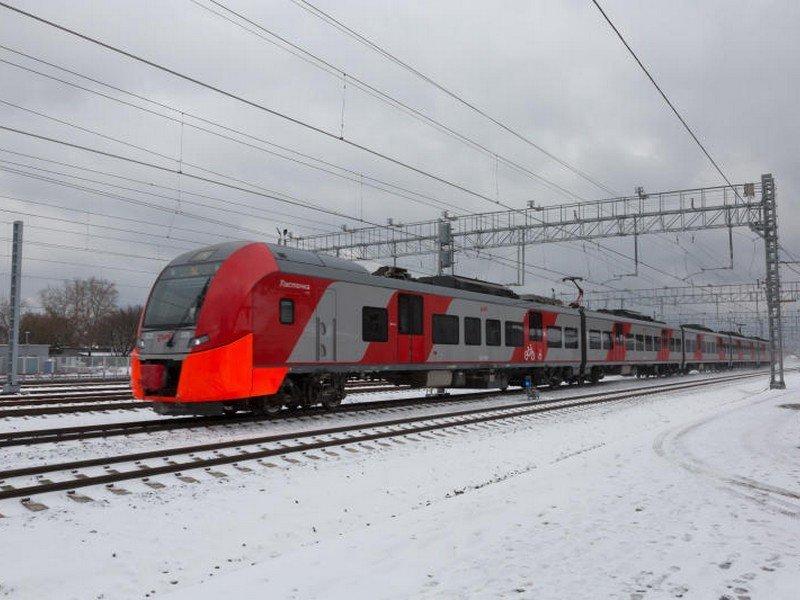 Между Москвой и Смоленском увеличится количество 10-вагонных «Ласточек» с 8 декабря