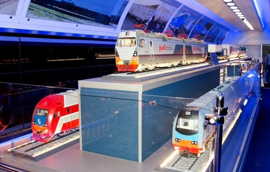 «Поезд-музей» приедет в Смоленск и Вязьму