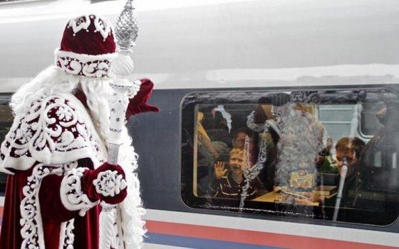 Дополнительные поезда свяжут Смоленск, Москву и Санкт-Петербург на Новый год и Рождество