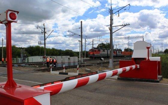 Ущерб Московской железной дороги от ДТП на переездах за 11 месяцев составил более 1 млн рублей