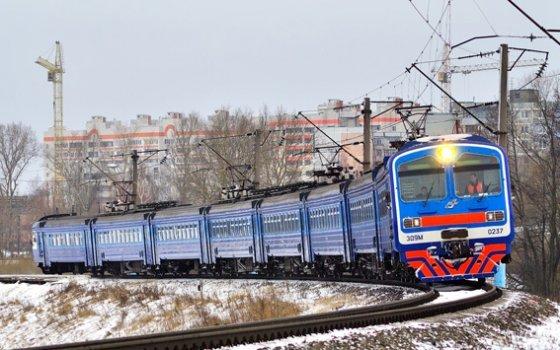 Расписание пригородных поездов на маршрутах Витебск – Рудня изменится в январе