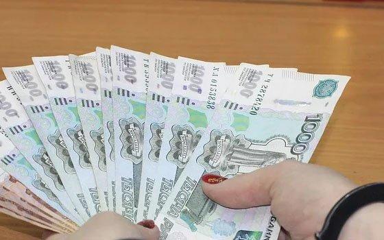 Жительница Сафонова «прикарманила» на рабочем месте почти 100 тыс