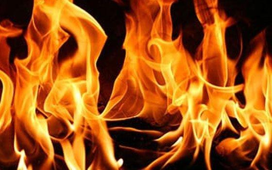 В Ярцеве при пожаре погиб 47-летний мужчина