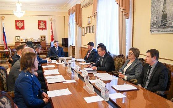 В Смоленской области выявили закупки на 41 млн рублей с лишним у единственного подрядчика