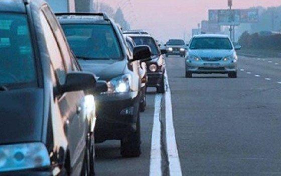 В Смоленске привлекли 20 водителей за выезд на встречку