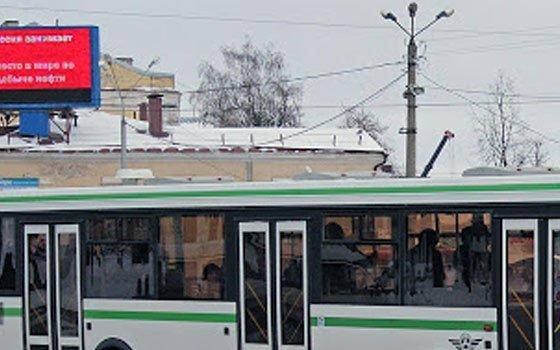 В Смоленске поменяют маршрут №50
