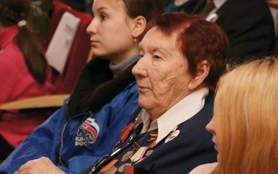 В Холм-Жирковском отметили 77-ю годовщину освобождения