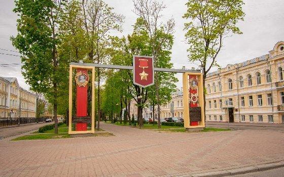Скверу в центре Смоленска могут присвоить имя Ивана Клименко