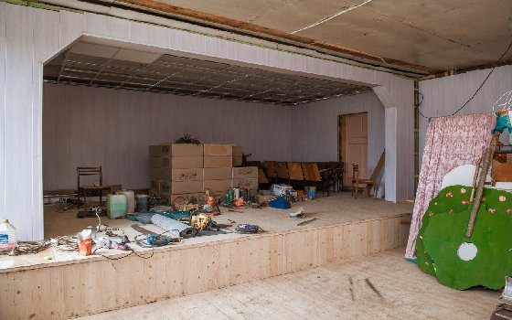 Сельский дом культуры в Холм-Жирковском районе кардинально обновится
