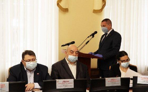 Расходы бюджета Смоленска увеличились