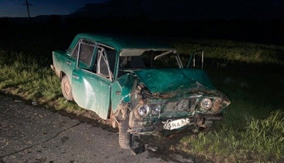 Водитель и пассажир пострадали в ДТП в Вяземском районе