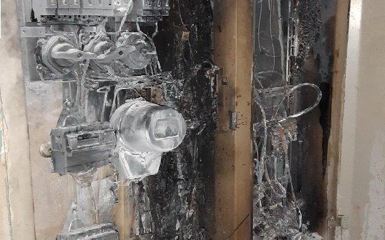 Пожар в Ярцево: сотрудники МЧС эвакуировали 3 человек