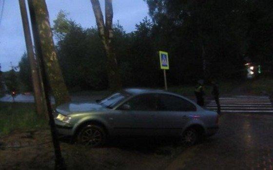 Пассажирка пострадала в ДТП на пр.Строителей в Смоленске