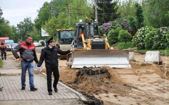 Смоленских подрядчиков обязали исправить замечания при ремонте дорог