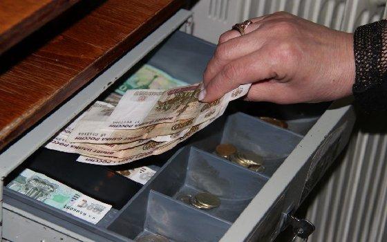 Из киоска в Смоленске украли 36000 рублей