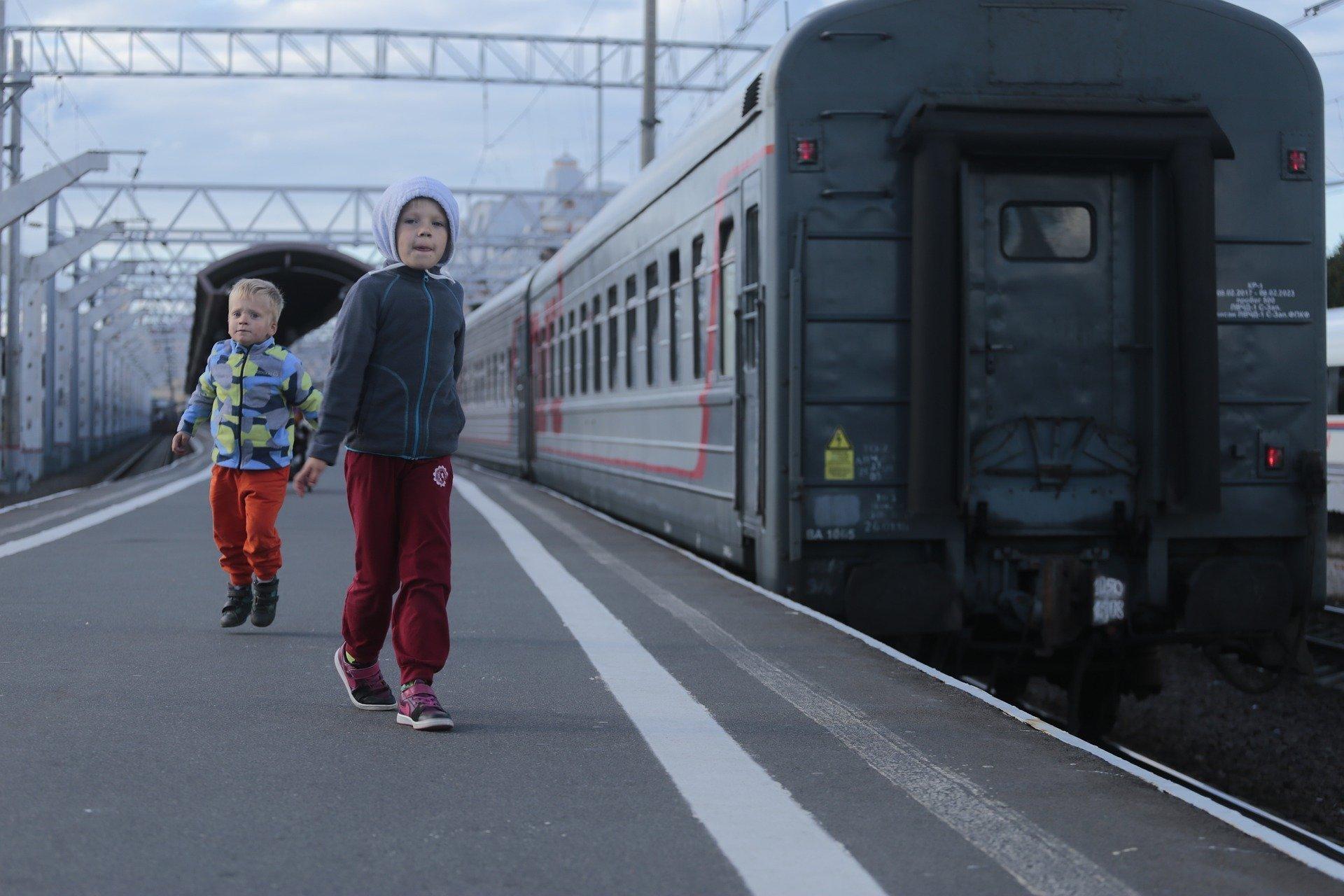 Детская безопасность на объектах железнодорожного транспорта