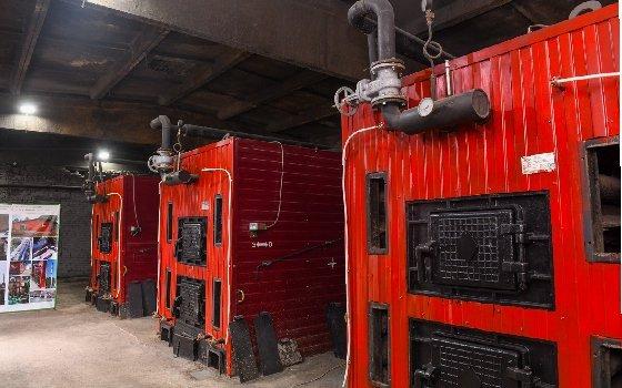 Ремонт объектов теплоснабжения в Велижском районе почти закончен