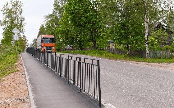 На ремонт лицы Ивановская в Велижском районе выделили более 5,5 млн рублей