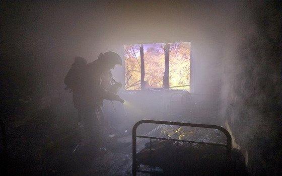 Проблемы с электрооборудованием могли привести к пожару в Ярцево