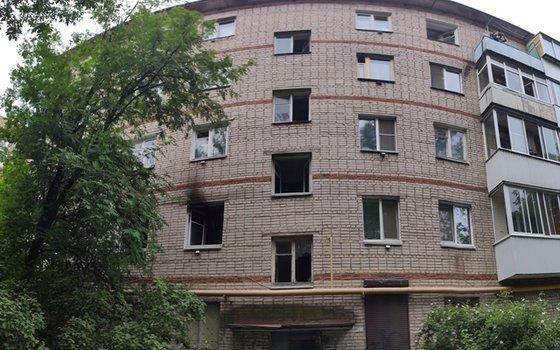 В Смоленске возбудили уголовное дело из-за поджога квартиры