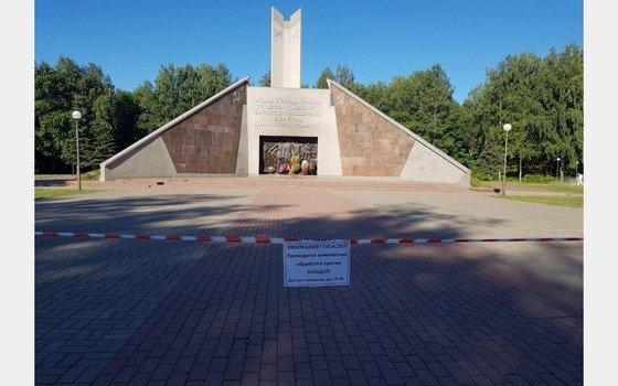 В Смоленске будут бороться с клещами