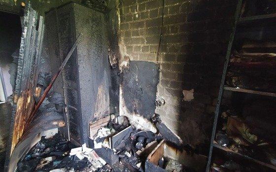 Неравнодушие соседей спасло целый дом в Сафоново