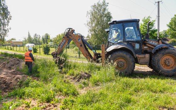 Руднянский районна Смоленщине получит более 100 млн рублей на развитие села Понизовье
