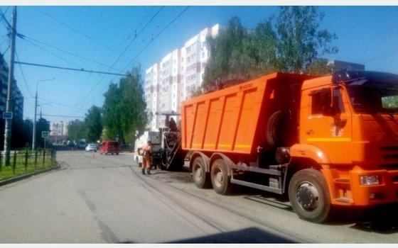 Часть улицы Петра Алексеева в Смоленске временно перекроют