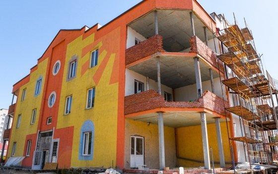 Прогимназию для одаренных детей в Смоленске достроят к 1 сентября
