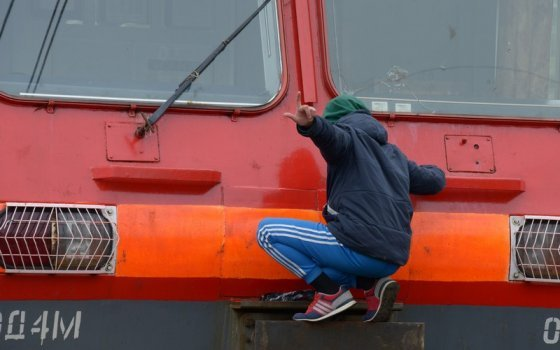 Локомотивные бригады электричек проходят дополнительные инструктажи из-за активизации зацеперов