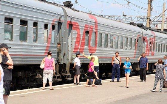 Спрос на поездки в поездах дальнего следования вырос вдвое по сравнению с маем