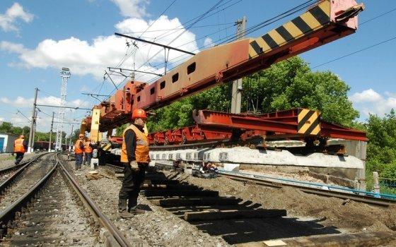 Более 130 км путей отремонтировано в Смоленской области в ходе ремонтно-путевой кампании 2020 года
