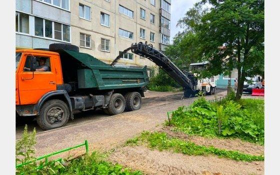 16 дворов Смоленска приобретут новый вид в 2020 году
