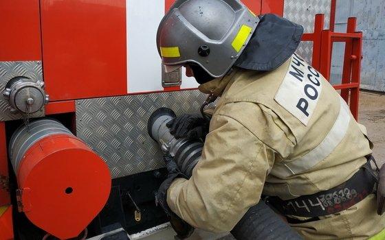 Неравнодушность соседей помогла избежать страшного пожара в Сафоново