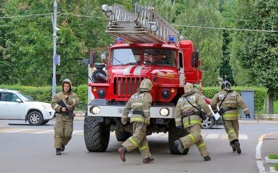 В Смоленской области уменьшилось количество пожаров