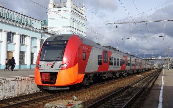 «Ласточка» Москва – Смоленск возобновляет курсирование